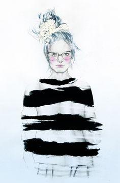 pura diletante: Ilustração... Natalia Sanabria Portfólio