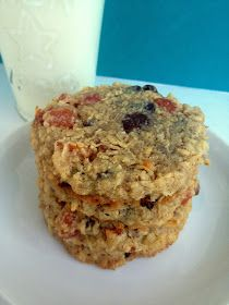 The Best Gluten Free Cookies ~ Oatmeal Chocolate Chip with Coconut & Cranberry