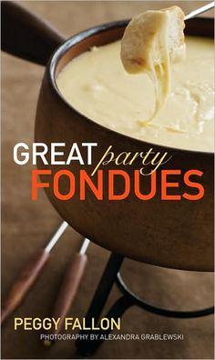 Great Party Fondues - Who doesn't love fondue? Karen of http://blueyonderurbanfarms.com