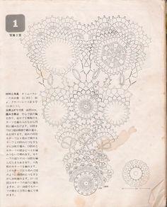 """crochet - toalhinhas várias - assorted doilies - Raissa Tavares - """"Picasa"""" žiniatinklio albumai"""