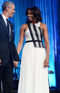Michelle Obama's Best Looks Ever - 2014 - Bibhu Mohapatra from InStyle.com