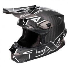 07f3eb8c5 FXR Racing Blade Carbon MX Black Ops Mens Off Road Dirt Bike Motocross  Helmets Snowmobile Helmets