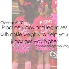 cheerleadinghacks's photo on Instagram