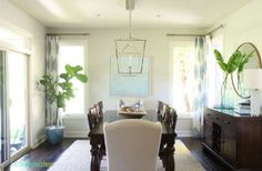 Dining Room Reveal - Life On Virginia Street