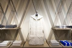 Pringle Flagship Store by Atelier Oï - News - Frameweb