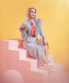 Katy Perry by Olivia Bee / Chained To The Rhythm Photoshoot