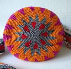 Tapestry tas, mooi patroon
