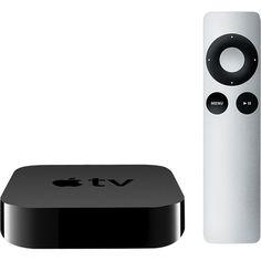 Apple - Apple TV® - Black