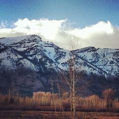 SnapWidget | Ombre, estilo de montaña.