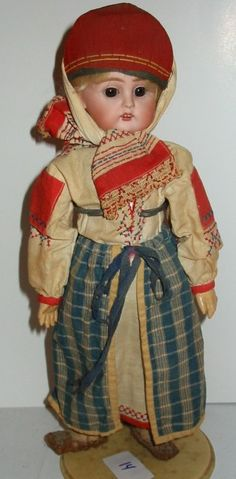 Так сложилось, что в прошлом году познакомилась и подружилась с сотрудниками Рязанского музея (Рязанский Кремль). Сначала они купили у меня две антикварные куклы,…