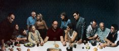 The Sopranos (1999) | 12 Examples Of The Last Supper In Pop Culture | Features | Empire
