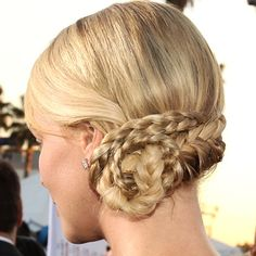 How-to: Braided Upstyle