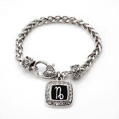 Capricorn Zodiac Braided Bracelet