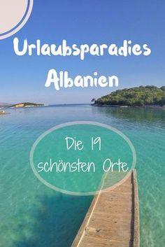 Geheimtipp: Die 19 schönsten Orte in Albanien via @traveltelling1