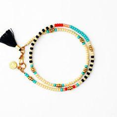 Beaded Bracelet, Cha