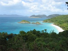favorite place to be in the whole world - St. John in the USVI