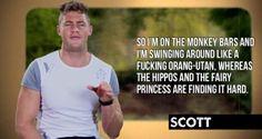 Scotty T wisdom
