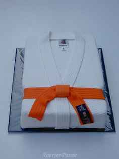 ..: Judo gi cake :.. | Well it is my birthday in 12 days