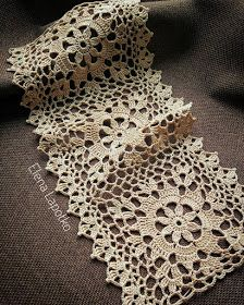 Photo shared by S.Güllüce on September 2019 tagging Granny Square Crochet Pattern, Crochet Diagram, Crochet Squares, Crochet Motif, Crochet Doilies, Crochet Flowers, Crochet Patterns, Chat Crochet, Mode Crochet