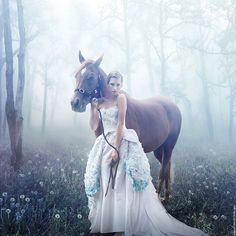 Fashion photography, fantasy
