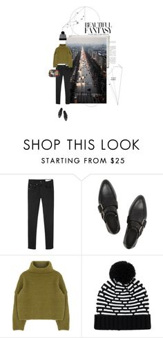 """""""Senza titolo #265"""" by nolight ❤ liked on Polyvore featuring rag & bone/JEAN, Alexander Wang, John Lewis and Marc by Marc Jacobs"""