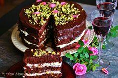 CHOCOLATE SWEETHEART CAKE – Persian Mama