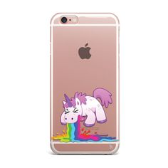 Bjornberry TPU Skal iPhone 6   6s - Kräkande enhörning c2af9e108d731