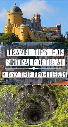Sintra, Portugal: A