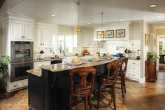 Kitchen Island Extention Ideas Design, Pictures, Remodel, Decor and Ideas - page 17