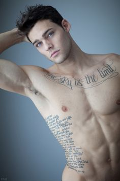 Definitely want my first tattoo to be similar to the one on Holden Nowell's ribs