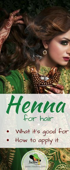 Henna for hair is an all natural way to colour your hair plus strengthen and condition your hair at the same time. It's an amazing hair treatment that I Swear by. See my breakdown of how to mix it and apply it to your hair. Henna For Hair Growth, Henna Natural Hair, Henna Hair Dyes, Hair Growth Tips, Natural Hair Tips, Dyed Hair, Natural Hair Styles, Long Hair Styles, Natural Beauty