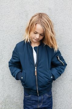 Luke jacket from our aw 2014/2015 collection