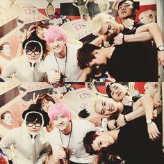 MBLAQ ♡ Seungho, G.O, Lee Joon, Cheondung, and Mir So cute!!