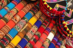 colors of the incas #travel #SouthAmerica