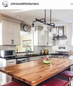 Genial Chrisveithinteriors: Fuller Shot Of This Kitchen By