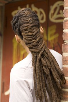 nebula of sophisticated locs | loc styles for men