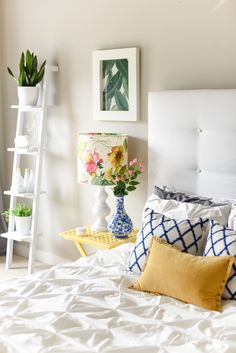 HOW TO QUICKLY REFRESH YOUR BEDROOM - Place Of My Taste