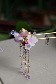 Chinese Hairpin Asian Hair Pin, Chinese Hairpin, Ancient Jewelry, Fantasy Jewelry, Hair Sticks, Hair Ornaments, Hair Jewelry, Hair Pieces, Jewelery