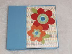 Floral Scrapbook 6x6 by SimlyMemories $28.95