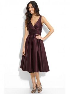 Dress (dark green?)