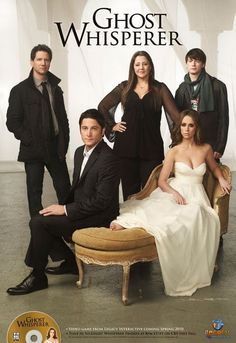 Ghost Whisperer, I miss it...