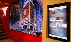 Visitez One Below, l'étage Millennials ultra-connecté du newyorkais Macy's - JDN