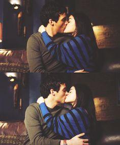 Ezria: love them so much Abc Family, Family Show, Pll, So Much Love, All You Need Is Love, Ezra And Aria, Pretty Little Liars Aria, Ezra Fitz, Ian Harding