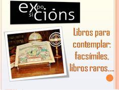 Exposición: Libros para contemplar.