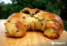 Cesnakové croissanty so semienkami Bread Recipes, Diet Recipes, Vegetarian Recipes, Snack Recipes, Healthy Recipes, Snacks, Slovakian Food, Czech Recipes, Hungarian Recipes