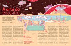 REVISTA SORRIA — EDITORA MOL - AP303 Estúdio Multidisciplinar de Design