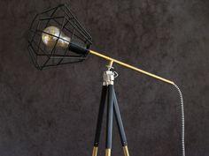 Lampa podłogowa REBEL - Marcin-Kazmierczak - Lampy podłogowe