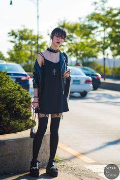 Sora Choi by STYLEDUMONDE Street Style Fashion Photography