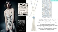 """Tiffany & Co. inspired by and for the movie """"The Great Gatsby"""""""