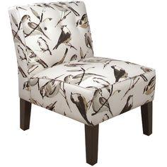 Designing Livingroom Furniture Under $100!!! Target.com Upholstered Slipper  Chair   Avington #affiliatelink | Furniture Under $100 !